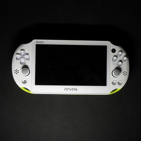 PS VITA 本体 PCH-2000 メモリーカード8GB + マインクラフト_2