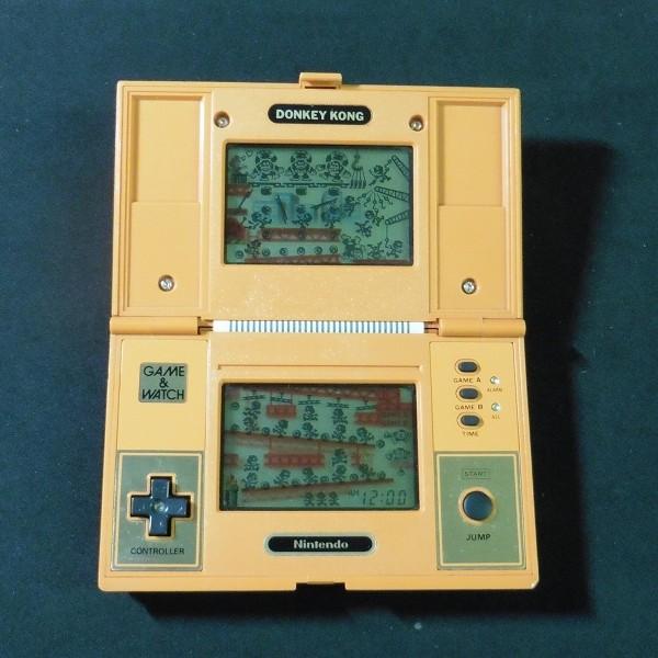 ゲームウォッチ ドンキーコング DK-52 マルチスクリーン Nintendo_2