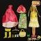 マテル 日本製 フランシー 人形 当時物 / バービーのいとこ