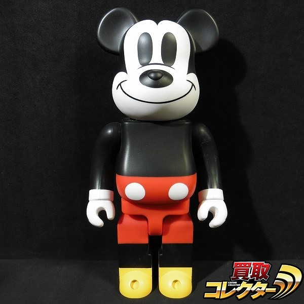 メディコムトイ ベアブリック 400% ディズニー ミッキーマウス