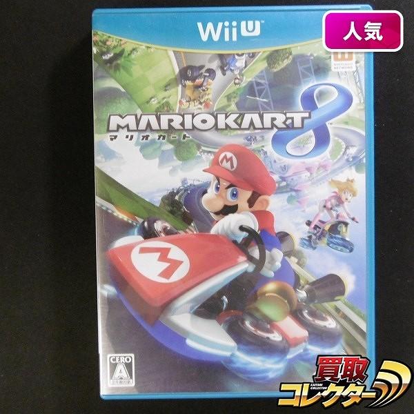 WiiU ソフト マリオカート8 MARIOKART / 任天堂 Nintendo