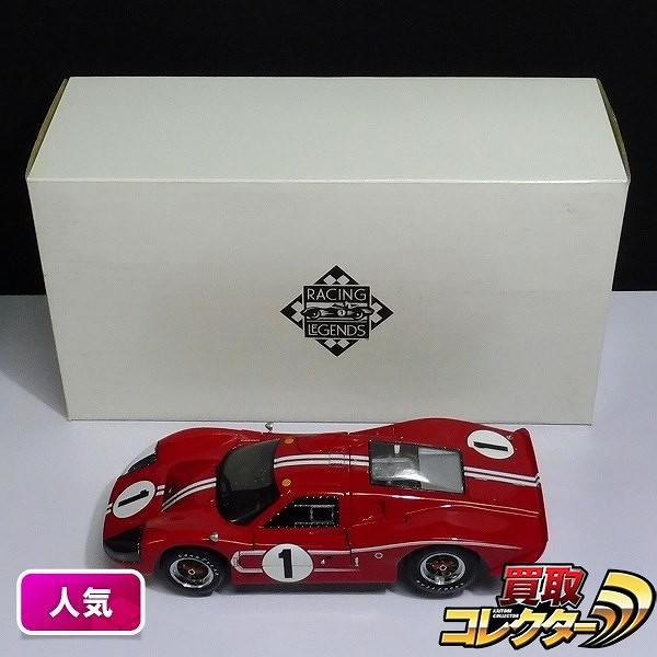 exoto エグゾト 1/18 フォード GT40 Mk IV レッド 赤 #1