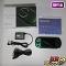 PSP-3000 スピリティッド・グリーン 本体 + コード 印刷物