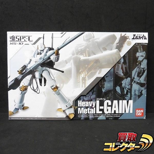 魂SPEC XS-10 エルガイム バンダイ / L-GAIM リリスガイム
