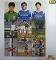 カルビー 日本リーグ サッカーカード 88年 1~89 9種 柱谷 岡田