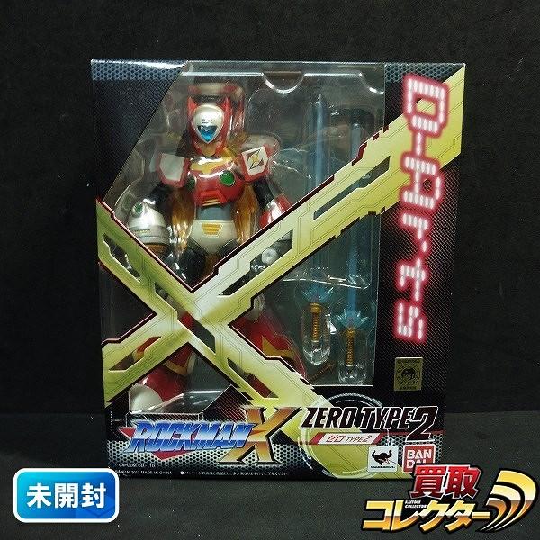 D-Arts ロックマンX ゼロ TYPE 2 バンダイ