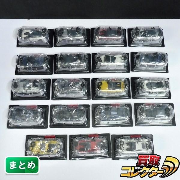 京商 1/64 フェラーリ ミニカーコレクション 9 NEO 10 599GTO 他