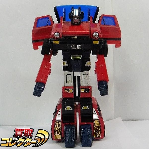 旧タカラ ダイアクロン カーロボット ホンダシティR