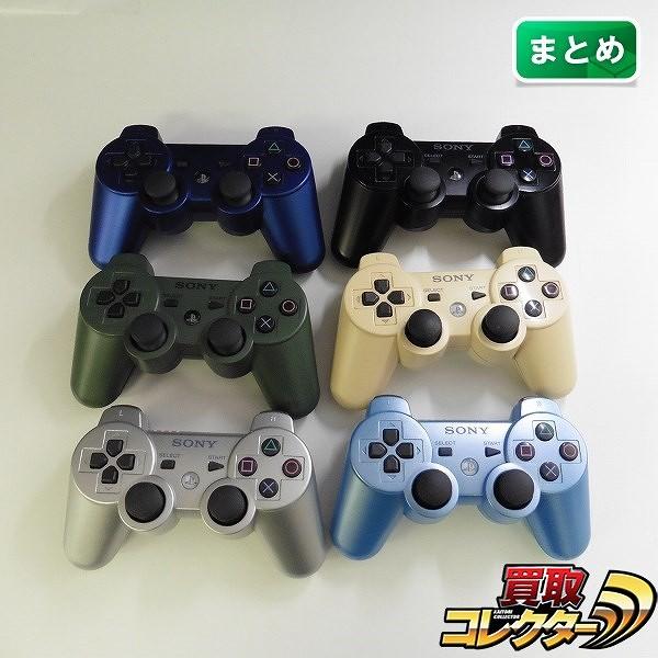 プレイステーション3 コントローラ 6台 / PlayStation PS3 SONY