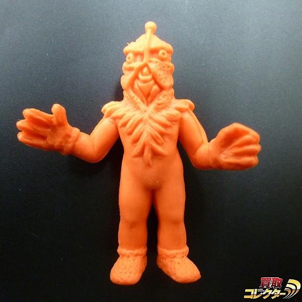 ポピー 当時 怪獣消しゴム 第12弾 9期 ケムール人 橙