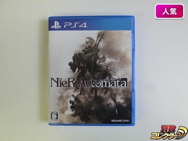 PS4 プレステ4 ソフト ニーア オートマタ NieR Automata