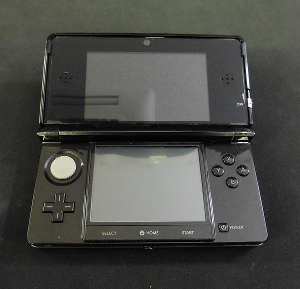 ニンテンドー 3DS コスモ ブラック 本体 Nintendo 任天堂_3