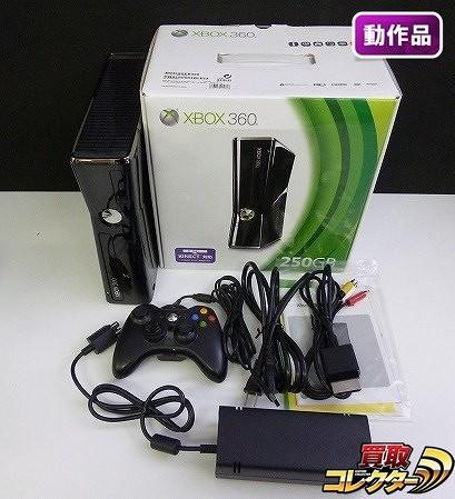 XBOX 360 プレミアム リキッドブラック 250GB / Microsoft