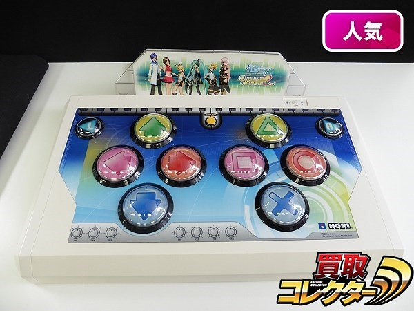 PS3 初音ミク DIVA ドリーミーシアター 2nd コントローラ 輸送箱付_1