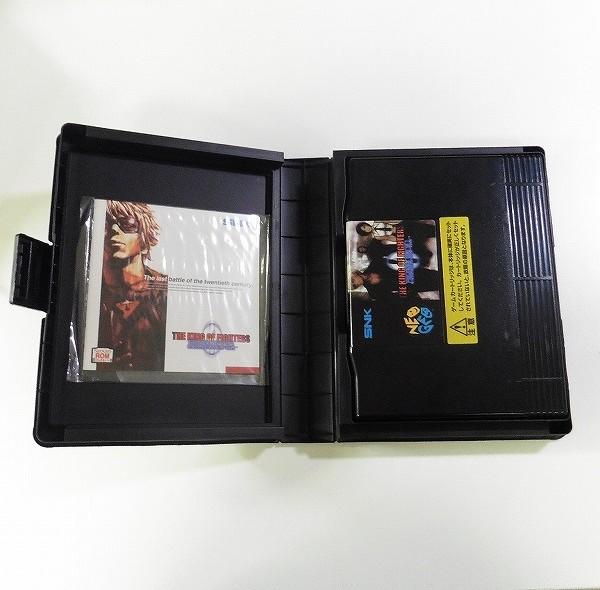 ネオジオ ソフト ROM ザ・キング・オブ・ファイターズ 2000 箱説_3