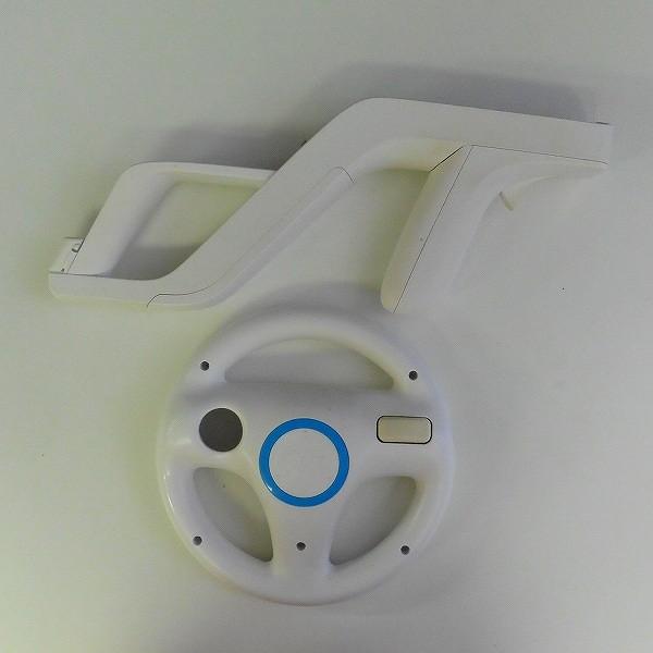 Wii コントローラ Pro 戦国無双3 Ver.  ハンドル ザッパー 等_3
