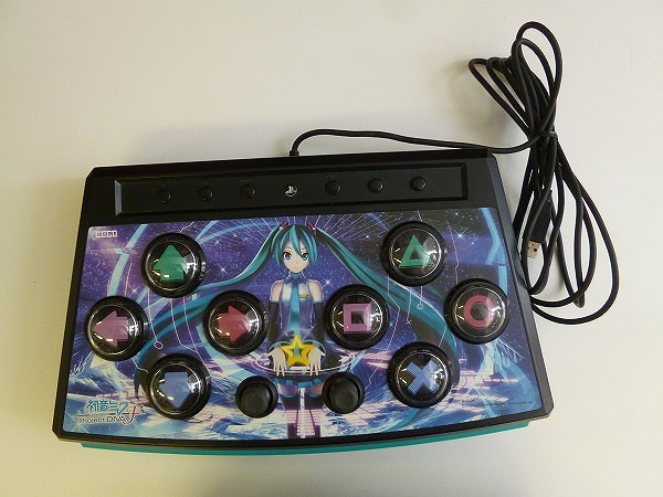 PS3 黒 CECHH00 本体 スパイダーマン3 初音ミク 初期型_3