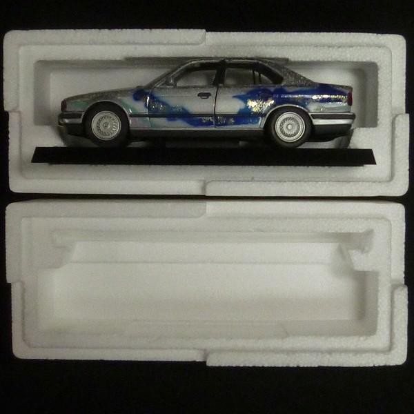 ミニチャンプス 1/24 Matazo Kayama Art Car BMW 535i 1990_2