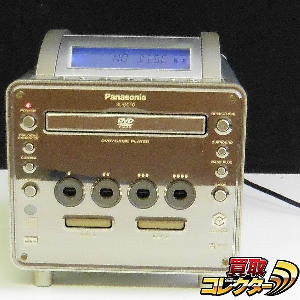 DVD ゲームプレーヤー SL-GC10 GC互換機_1