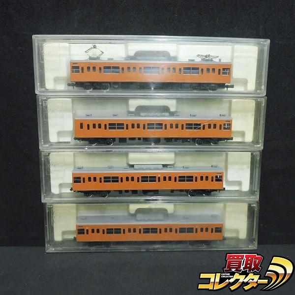 エンドウ 国鉄 モハ200 901 クハ201 901 モハ201 901 / 鉄道模型