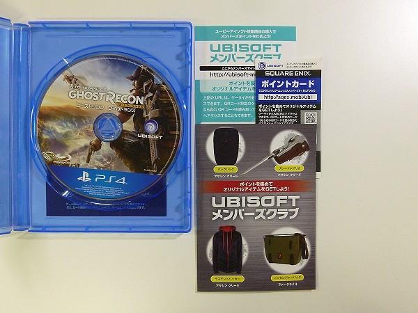 PS4 ソフト ゴーストリコン ワイルドランズ トゥームレイダー_2