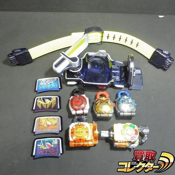 DX戦極ドライバー DXカチドキロックシード DX極ロックシード 他_1