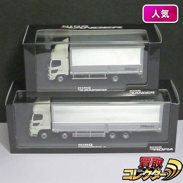 日野自動車特注 1/43 日野プロフィア レンジャートラック 非売品