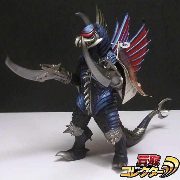 ムービーモンスターシリーズ ガイガン2005 タグ付き / ゴジラ FW