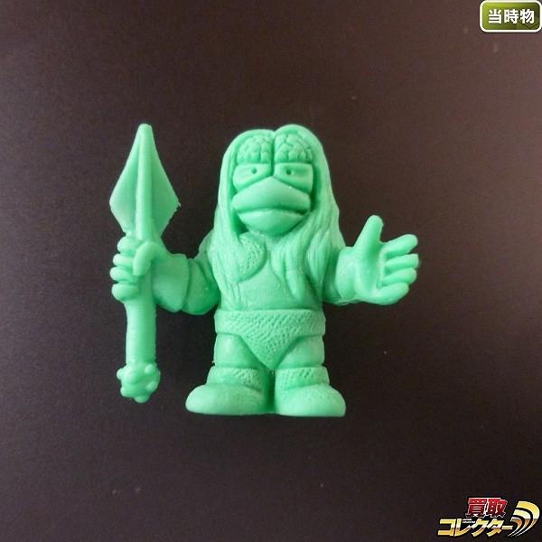 ポピー 怪獣消しゴム 第11弾 8期 ケットル星人 緑 当時物