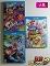 Wii U ソフト スプラトゥーン マリオカート8 マリオ3Dワールド