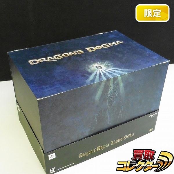 PS3 ソフト ドラゴンズ ドグマ LIMITED EDITION DRAGON'S DoGMA