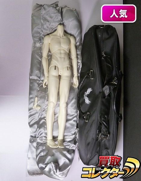 SPIRIT DOLL Herculean Male Body 70cm級 男性 バッグ付