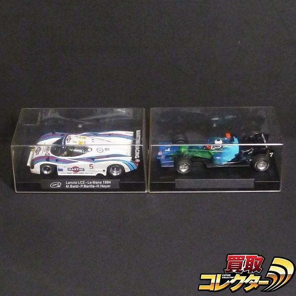 スロットカー Slot it ランチア LC2 1984 HORNBY ホンダ F1
