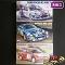 タミヤ 1/24 フォードフォーカスRS WRC 01 スバルインプレッサ他