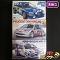 タミヤ 1/24 スバル インプレッサ WRC 98 プジョー 206 他