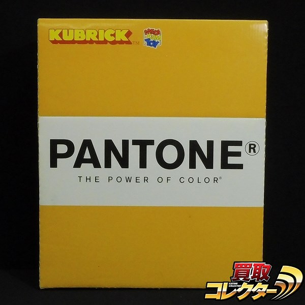 KUBRICK パントーン PANTONE THE POWER OF COLOR