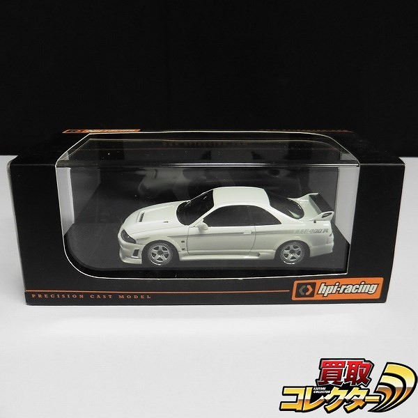 hpi racing 1/43 ニスモ Nismo 400R ホワイト 白