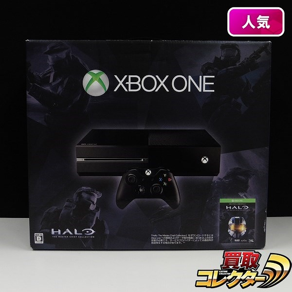 XBOX ONE HALO -THE MASTER CHIEF COLLECTION- 未開封