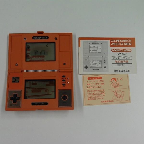 任天堂 ゲームウォッチ ドンキーコング ボール 計2点_2