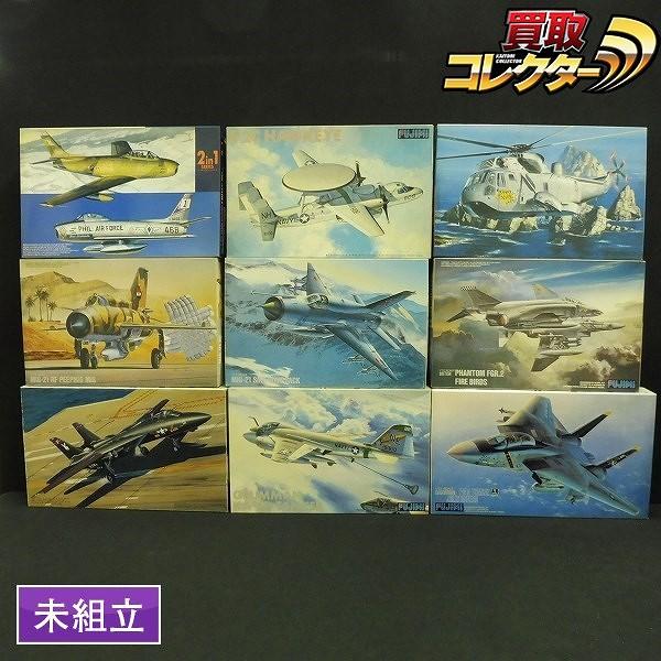 フジミ 1/72 グラマン F-14A KA-6D MIG-21 SMT RF F-86F 他