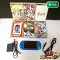 PSP-3000 + ゲーム ペルソナ デビルサマナー FF DISSIDIA012 他