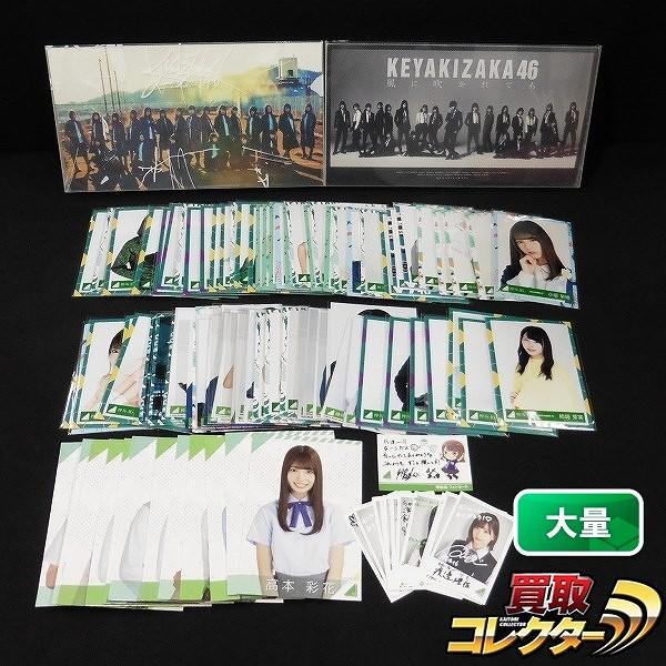 欅坂46 フォトアルバム Loppi HMV限定 生写真4種 他
