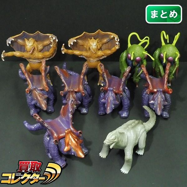 グレートモンスターシリーズ マジャバ バランガス 他/ ウルトラQ