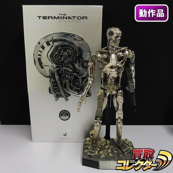 Hot Toys QS#002 1/4 ターミネーター T-800 エンドスケルトン