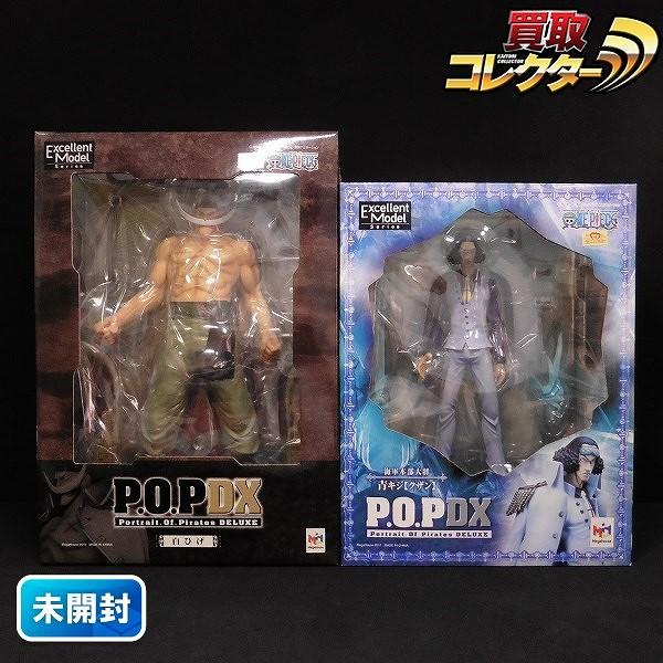 ONE PIECE P.O.P DX 白ひげ 青キジ クザン / POP