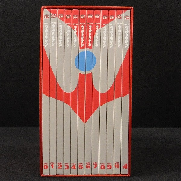 初回生産限定 DVD ウルトラマン コレクターズBOX / 特撮_2