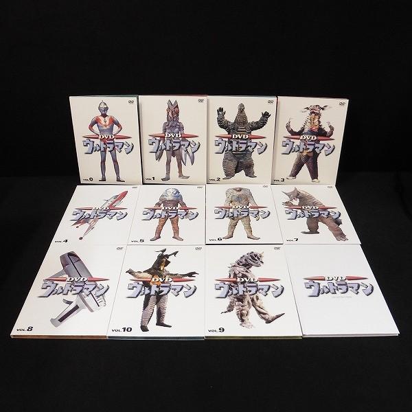 初回生産限定 DVD ウルトラマン コレクターズBOX / 特撮_3