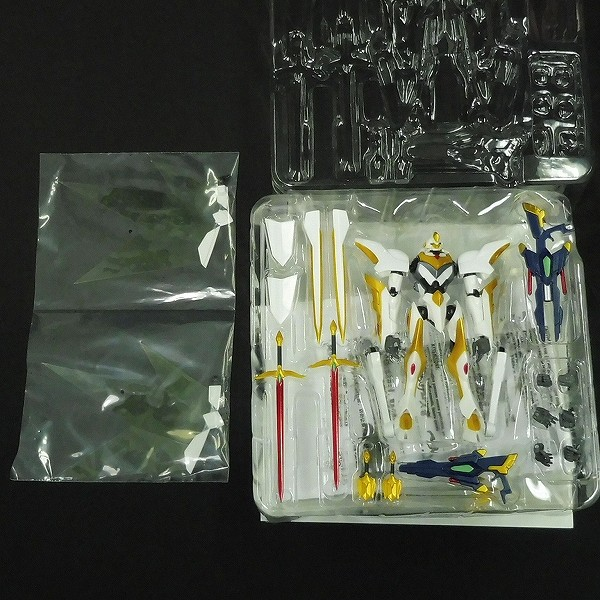 ROBOT魂 KMF ランスロット アルビオン 紅蓮可翔式 トリスタン_2