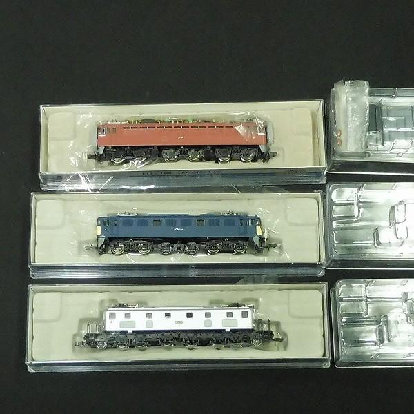 MICRO ACE 国鉄 EF61-209 PS22 EF10-24 4次型 銀色 他_2