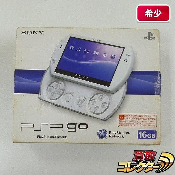 PSPgo 16GB PSP-N1000PW